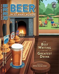 Beer In So Many Words Book Cover