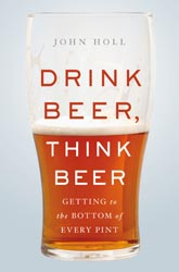john holl drink beer think beer book cover